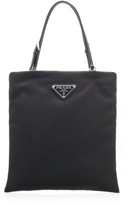 Prada Nylon Top Handle Bag