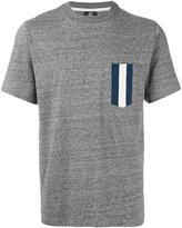 Paul Smith stripe pocket t-shirt - men - Cotton - S