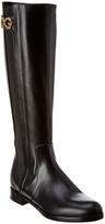 Dolce & Gabbana Leather Boot