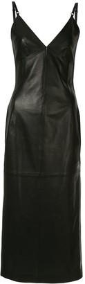 Yang Li Fitted Midi Dress