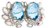 Mawi Blue Double Flower Ring w/ Tags