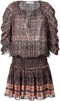 Ulla Johnson short printed dress