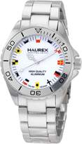 Haurex Italy Men's Ink Aluminum Bracelet Watch 7K374UWF