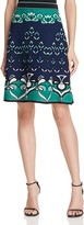 M Missoni Floral Jacquard Skirt