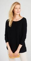 J.Mclaughlin Kingsley Cashmere Boatneck Sweater