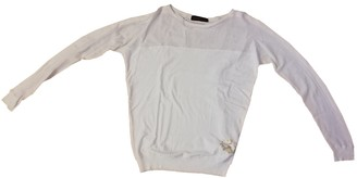 Trussardi Jeans White Knitwear for Women