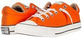 Converse Chuck Taylor(r) All Star(r) Street Whip Stitch Slip-On - Slip (Little Kid/Big Kid) (Bold Mandarin/Khaki/Vintage White) Boy's Shoes