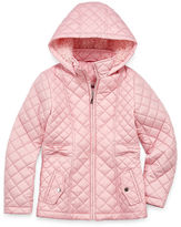 Gallery Girls Midweight Quilted Jacket-Big Kid