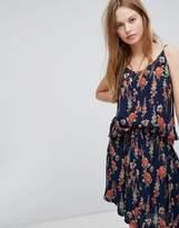 Just Female Tia Floral Print Cami Top
