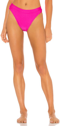 Luli Fama High Leg Banded Bottom