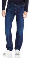 7 For All Mankind Men's Austyn Relaxed Straight-Leg Jean in Luxe Performance