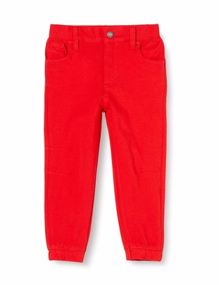 Levi's Kids Lvb Rib Waist Knit Jogger Jeans Baby Boys Super Red 12 Months