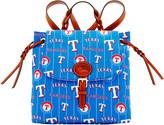 Dooney & Bourke MLB Rangers Flap Backpack