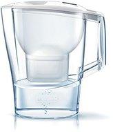 Brita Aluna Cool Water Filter Jug and Cartridge, White