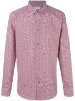 Paul & Joe abstract pattern shirt