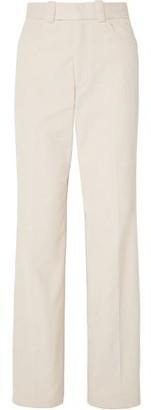 Helmut Lang Cotton-corduroy Straight-leg Pants