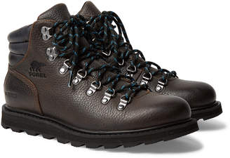 Sorel Madison Hiker Waterproof Full-Grain Leather Boots - Men - Brown