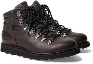 Sorel Madison Hiker Waterproof Full-Grain Leather Boots