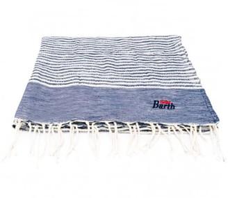 MC2 Saint Barth Blue Thin Striped Fouta Towel