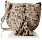 T-Shirt & Jeans Lace Mirage Cross Body with Tassels