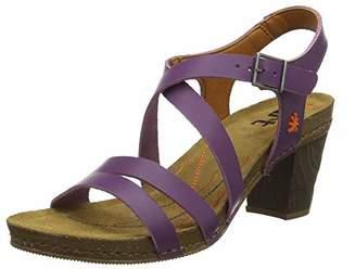 Art Women's 0146 Becerrro Meet Open Toe Sandals, Purple (Violet Violet)