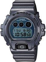 G-Shock Casio DW6900MF-2 42mm Stainless Steel Case Grey Polyurethane Mineral Men's Watch