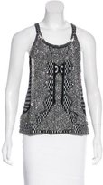 MLV Sleeveless Embellished Top w/ Tags