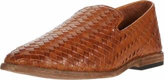 Frye Men's Chris Woven Venetian Loafer Flat