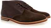 H By Hudson Houghton Brown Suede Desert Boot