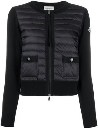Moncler Padded Front Short Jacket