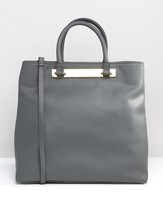 Asos Metal Bar Tote Bag