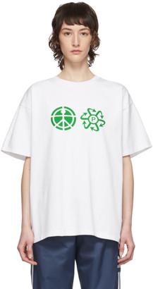 Rassvet White Logo T-Shirt