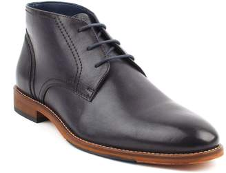 Modern Fiction Mimicry Leather Boot