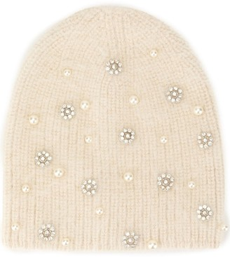 Jennifer Behr Flurries beanie