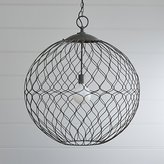 Crate & Barrel Hoyne Extra Large Pendant