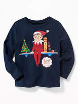 Old Navy The Elf on the Shelf® Graphic Tee for Toddler Boys