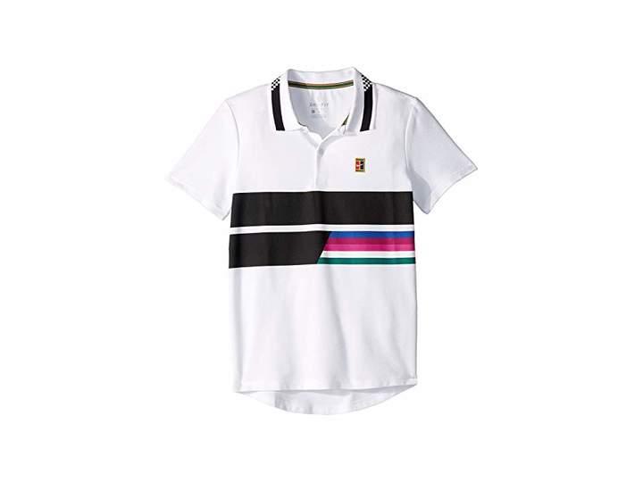 Nike Roger Federer Court Advantage Classic Polo (Little Kids/Big Kids)