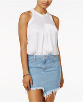 GUESS Bijoux Tie-Back Top
