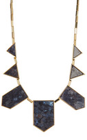 House Of Harlow Geometric Shape Frontal Statement Necklace