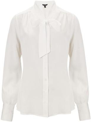 Baukjen Lucie Blouse In Soft White