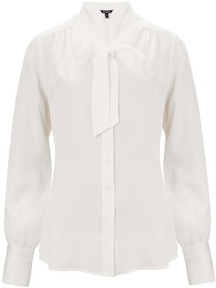 Baukjen Lucie Blouse In Soft White