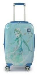 """FUL Disney Frozen 2 Elsa Believe in the Journey 21"""" Luggage Spinner"""