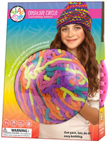 Bead Bazaar Creative Circle Loom Knitting Kit