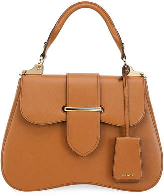 Prada Large Sidonie Top-Handle Tote