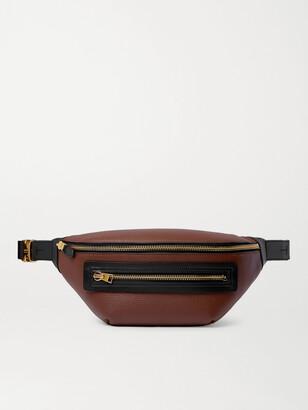 Tom Ford Full-Grain Leather Belt Bag