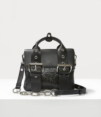 Vivienne Westwood Alexa Medium Handbag Black