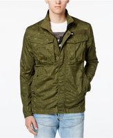 G Star Men's Rovic Check Camouflage Overshirt