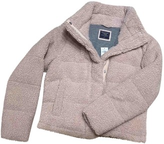 Abercrombie & Fitch Pink Jacket for Women