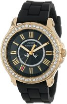 Juicy Couture Women's 1901069 Pedigree Silicone Strap Watch