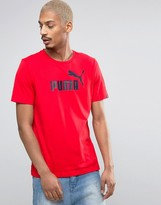 Puma No1 Logo T-shirt